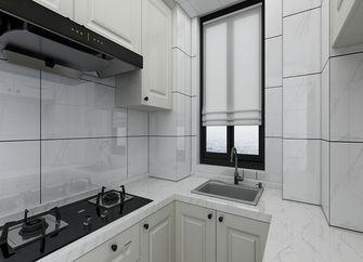 130平米三室两厅混搭风格厨房图片