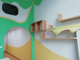 140平米现代简约风格楼梯间图片大全
