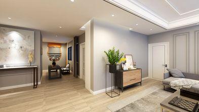 130平米四室两厅现代简约风格走廊欣赏图