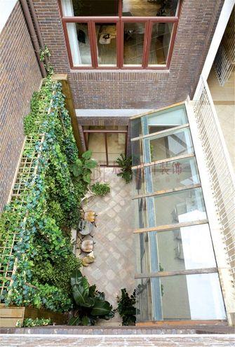 140平米别墅田园风格阁楼设计图