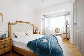 3-5万30平米小户型法式风格卧室图片