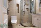 富裕型80平米三室两厅宜家风格卫生间设计图