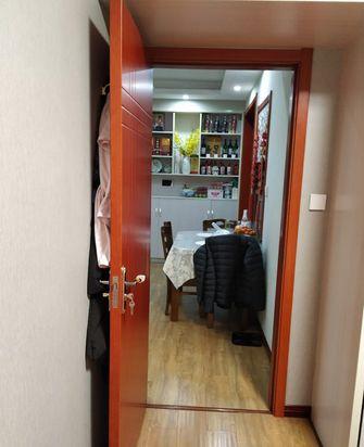 90平米三室两厅宜家风格餐厅图