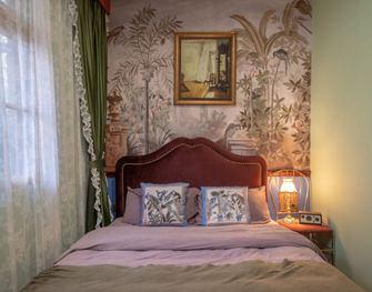 60平米东南亚风格卧室装修图片大全