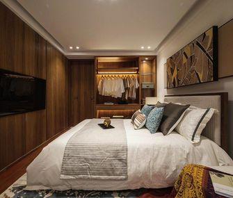 90平米东南亚风格卧室图