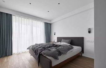 110平米三室两厅日式风格卧室设计图