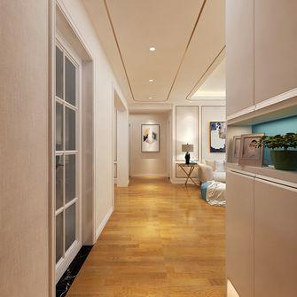 120平米现代简约风格走廊图片大全