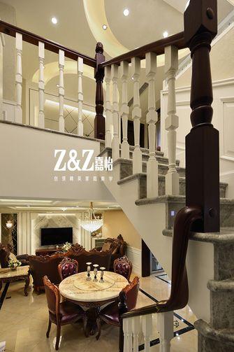 豪华型140平米别墅法式风格楼梯间欣赏图