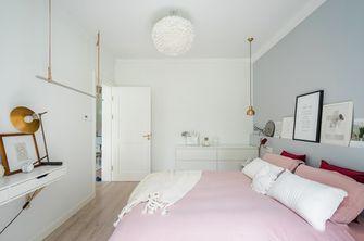 60平米公寓北欧风格卧室图片