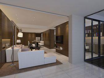 120平米四室两厅英伦风格客厅装修图片大全