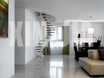 140平米欧式风格楼梯间装修图片大全
