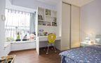 经济型110平米三室两厅东南亚风格儿童房欣赏图