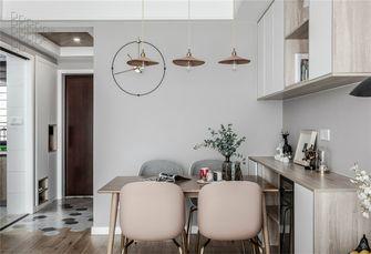 80平米三室两厅宜家风格餐厅装修效果图