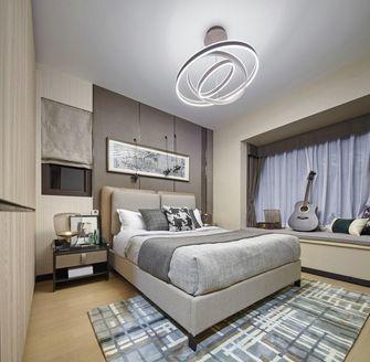 110平米三室一厅其他风格卧室图片
