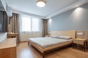 140平米四室一厅日式风格卧室装修案例