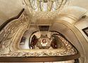 20万以上140平米别墅新古典风格楼梯图