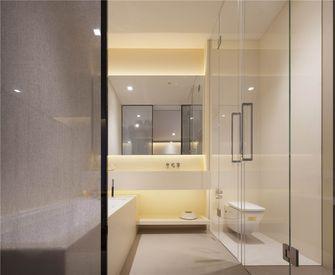 110平米公寓中式风格卫生间设计图