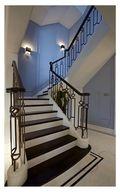 15-20万110平米三室两厅欧式风格楼梯装修效果图