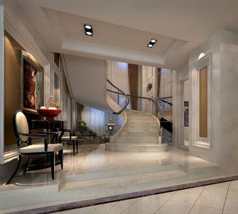 140平米别墅法式风格楼梯效果图