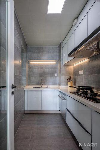 110平米三室一厅北欧风格厨房效果图