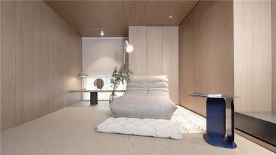 50平米复式日式风格卧室装修图片大全