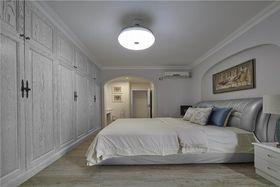 富裕型140平米三室兩廳現代簡約風格臥室效果圖