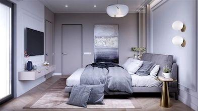 140平米四室两厅现代简约风格卧室图片大全