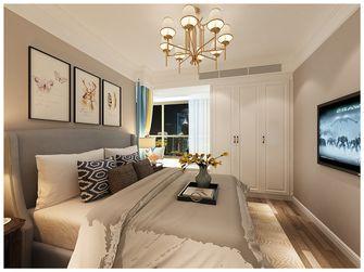 100平米美式风格卧室图片大全
