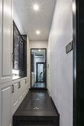 富裕型120平米三室两厅北欧风格走廊效果图