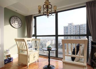 20万以上140平米四室两厅现代简约风格阳台效果图