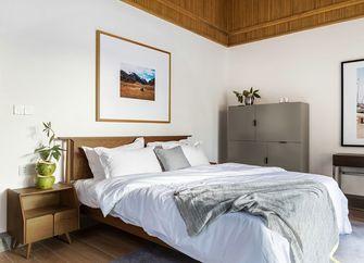 140平米四室四厅东南亚风格卧室设计图