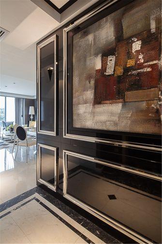 130平米三室一厅现代简约风格走廊图片