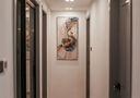 130平米三室两厅其他风格走廊设计图