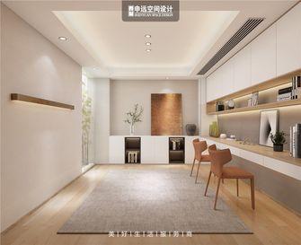 140平米别墅日式风格书房装修效果图
