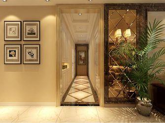 140平米三室三厅美式风格走廊设计图