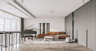 140平米三现代简约风格影音室欣赏图