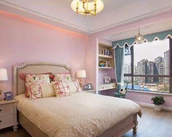 140平米三室两厅东南亚风格卧室装修图片大全