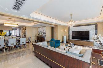 140平米四室四厅其他风格客厅图片大全
