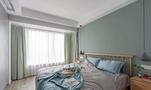 100平米三室两厅宜家风格卧室图