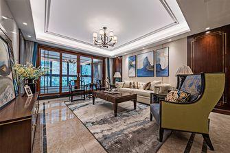 20万以上140平米四室一厅中式风格客厅装修图片大全