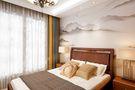 100平米中式风格卧室图
