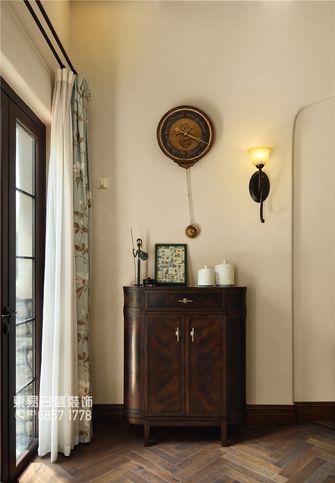 140平米别墅地中海风格玄关设计图