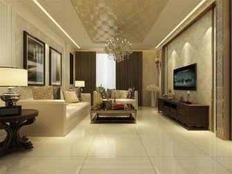 10-15万130平米四室四厅欧式风格客厅图片大全