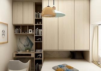 140平米四室两厅日式风格儿童房装修案例