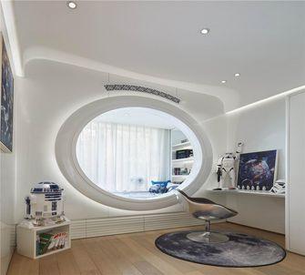 110平米四现代简约风格阳光房设计图