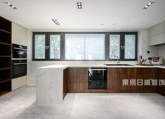 140平米四室三厅现代简约风格厨房装修案例