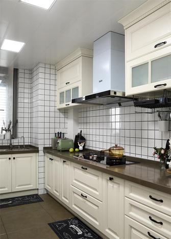 120平米三混搭风格厨房效果图