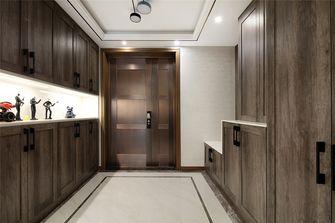 100平米别墅中式风格玄关装修案例