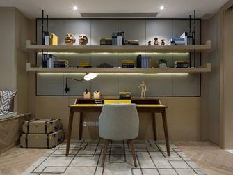 60平米一室两厅其他风格书房效果图
