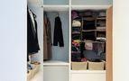 15-20万100平米三室两厅现代简约风格衣帽间鞋柜装修案例